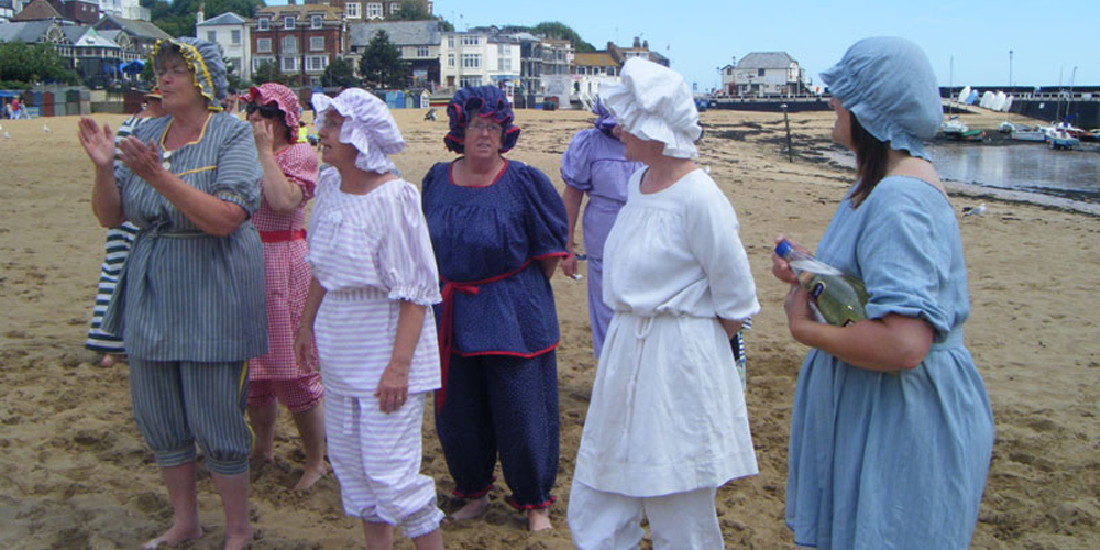 Image of Broadstairs Dickens Festival