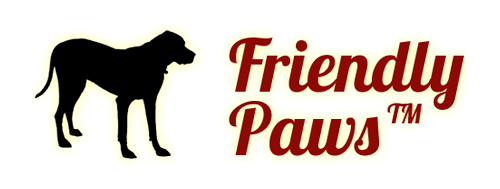 Friendly Paws - Logo