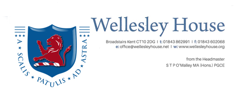 Wellesley School - Logo